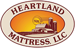 Heartland Mattress Logo